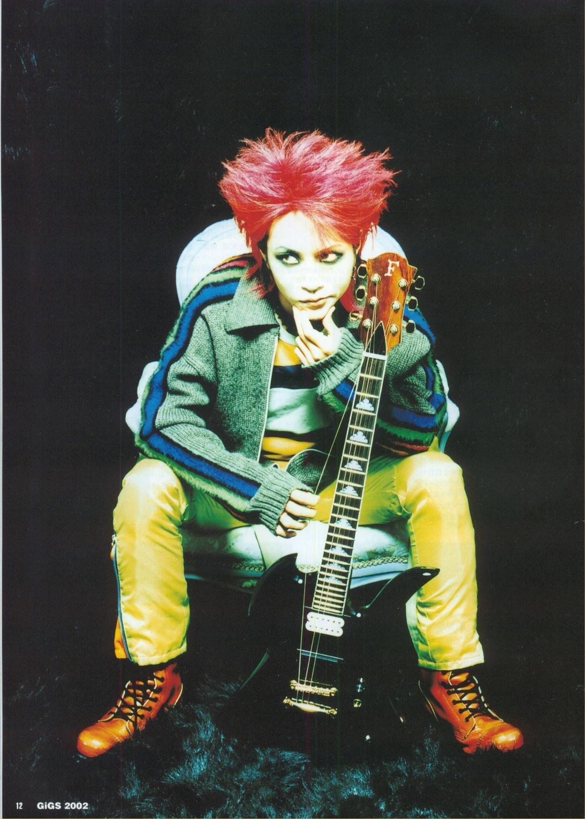 Xjapan 伝説のギタリストhideの功績 赤髪のギターヒーローのjunk